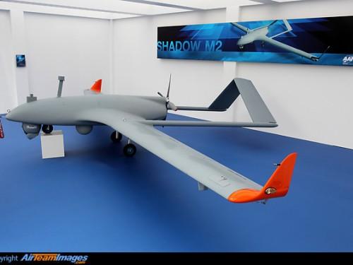 AAI-Textron-M2