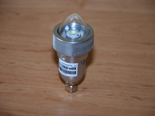 Quark - wheel well inspection light