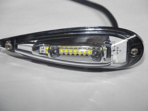 PowerBurst NG - Wing Position / Strobe LED Lights