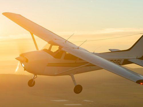 Aveo Crystal Conforma for Cessna - conformal LED lighting solution