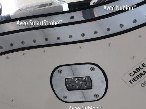 AVEO Gulfstream Lighting Upgrade