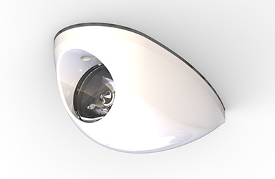 Pacifica I Mini - Underwing or under fuselage landing / taxi light