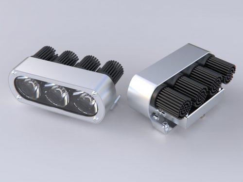 Nubius - Landing or Taxi Light